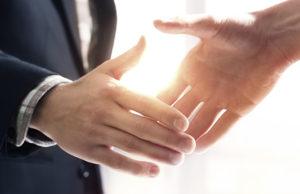 prosperity handshake