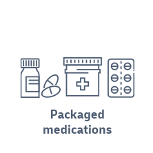 Packaged medications